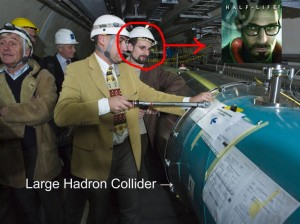 Le freeman au CERN