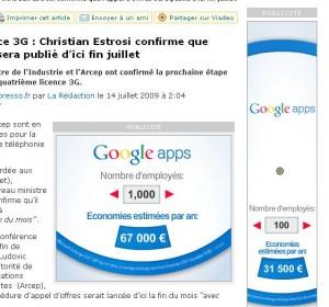 google apps premier