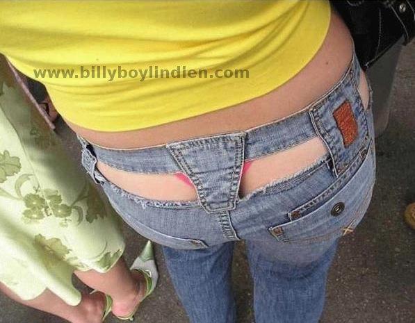 jeans string jean-string